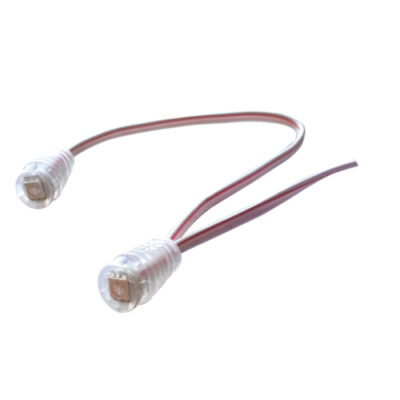 LED string foco viajero
